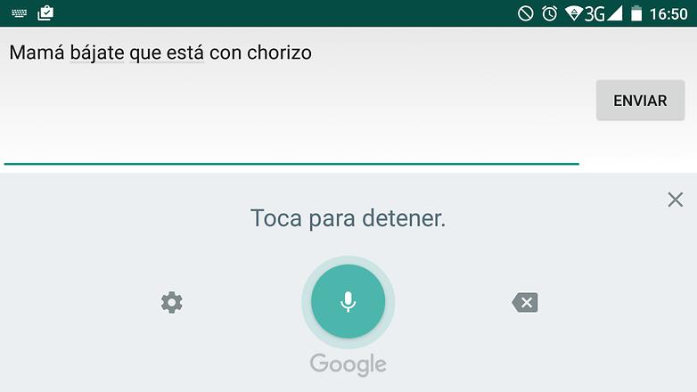 mama chorizo