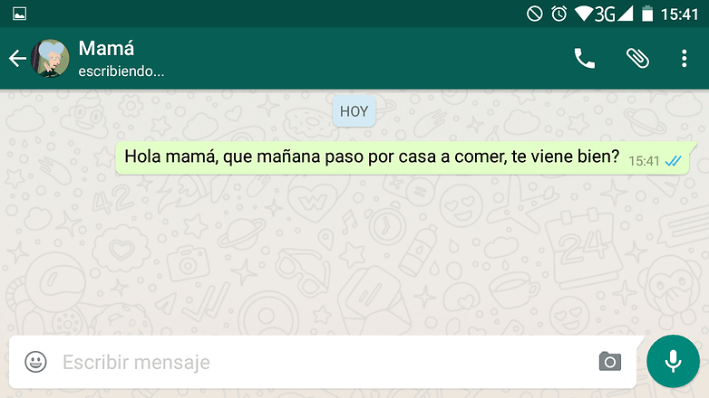 mama whatsapp