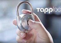 Tapplock: el candado del futuro. Sin llaves ni claves.