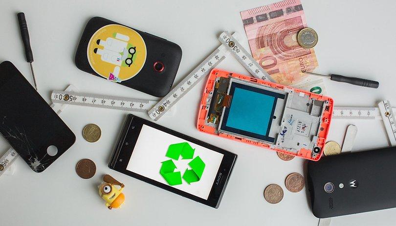 Las 12 vidas de tu viejo smartphone