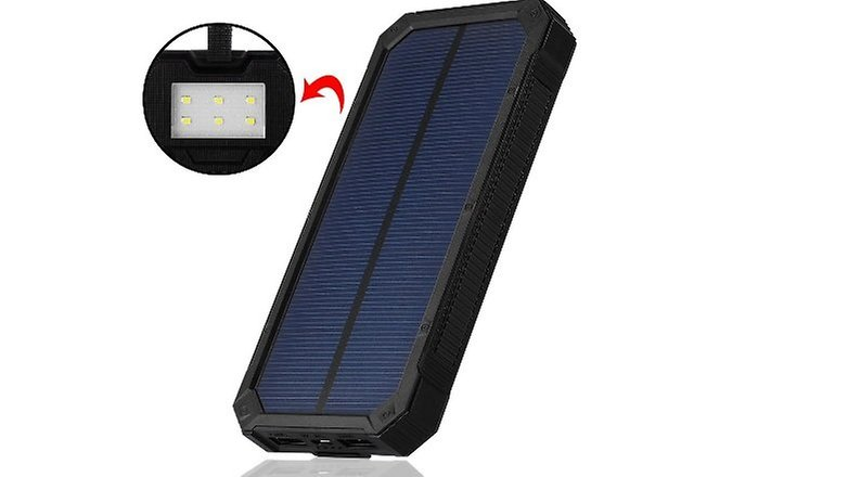 solar charger QYC