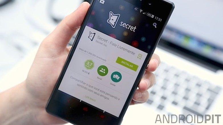 Secret app play store w628