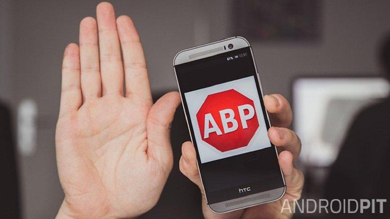 bloquear publicidade android