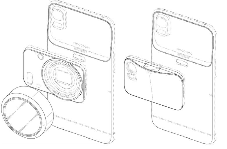 samsung modular camera phone patent 2