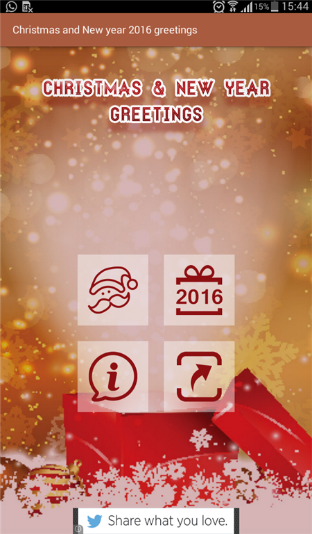 Free christmas new year greetings androidpit a cool new app christmas new year greetings introducing christmas new year greetings m4hsunfo