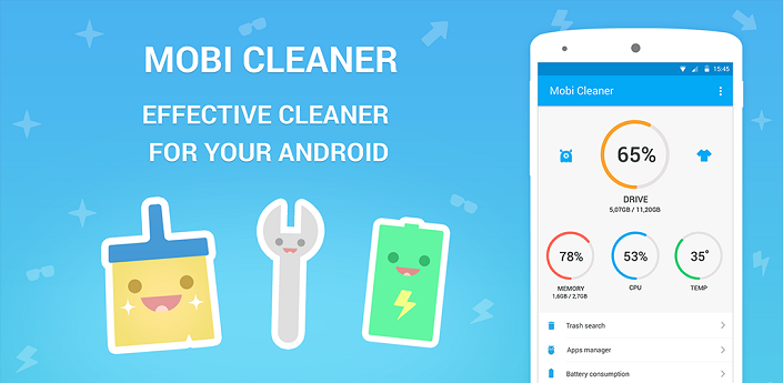 APP] [FREE] Mobi Cleaner - Speed Booster | AndroidPIT Forum