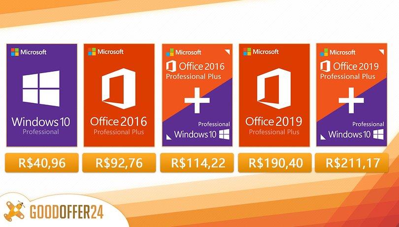 🎁Sua chance de comprar o Windows 10 Pro original por apenas R$ 40,96