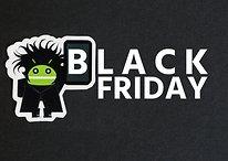 Les promos du Black Friday commencent à arriver sur le Play Store