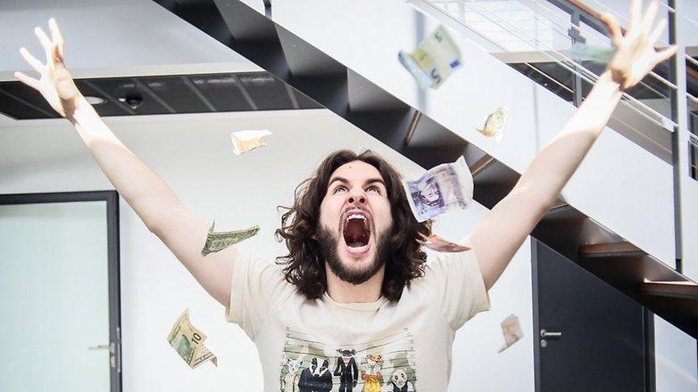 androidpit money cash 5