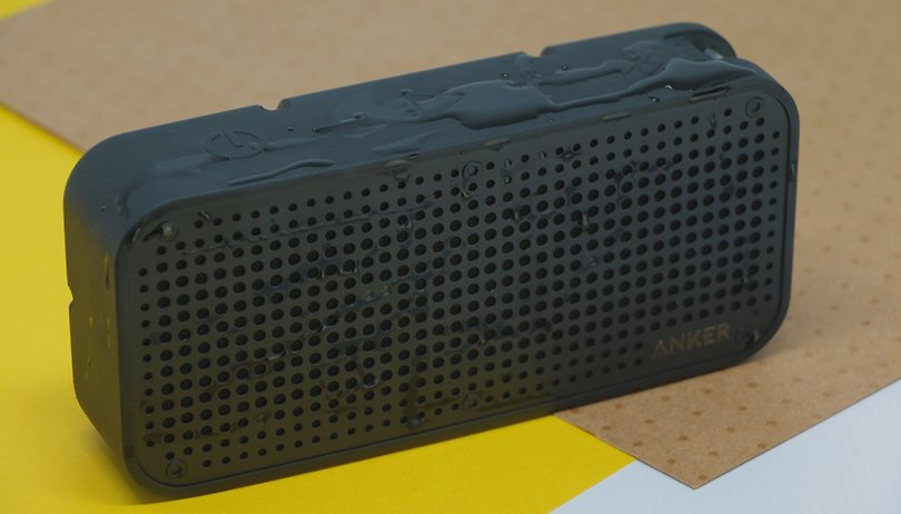 Anker SoundCore Sport XL Bluetooth Speaker: som pesado