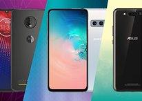 A Motorola e a Asus estão finalmente brigando com a Samsung?