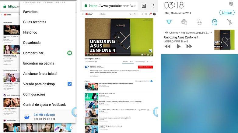 chrome youtube
