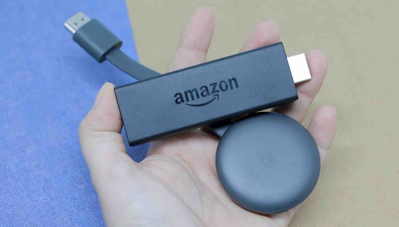 Google Chromecast 3 vs. Amazon Fire TV Stick: qual ter na sua TV?
