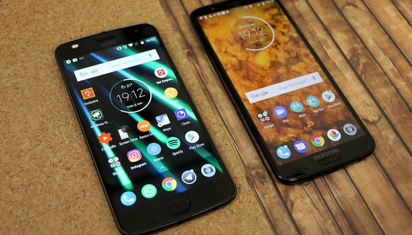 Moto G6 Plus vs. Moto Z2 Play: the new or the classic?