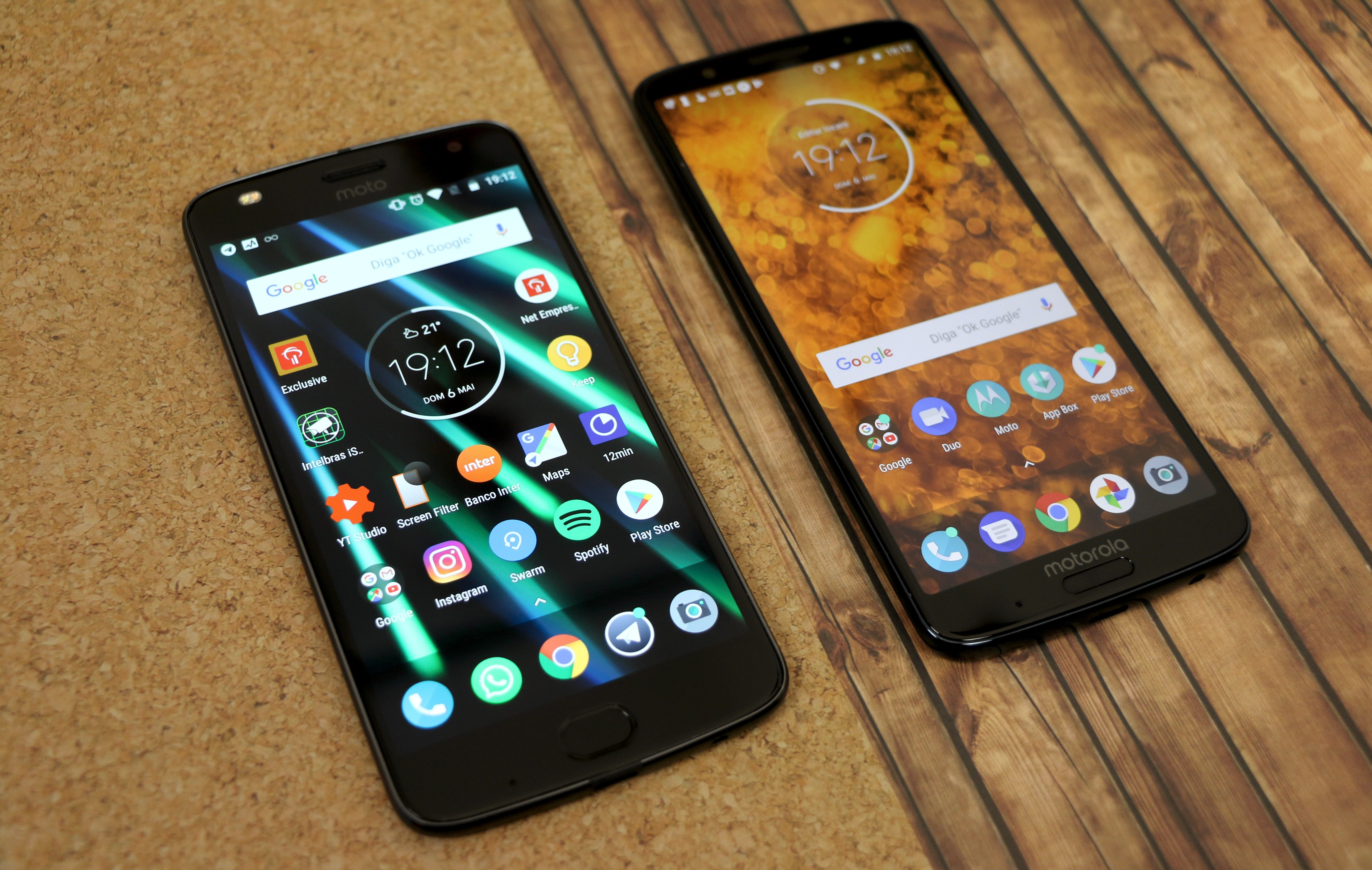 Moto G6 Plus Vs Moto Z2 Play The New Or The Classic Nextpit