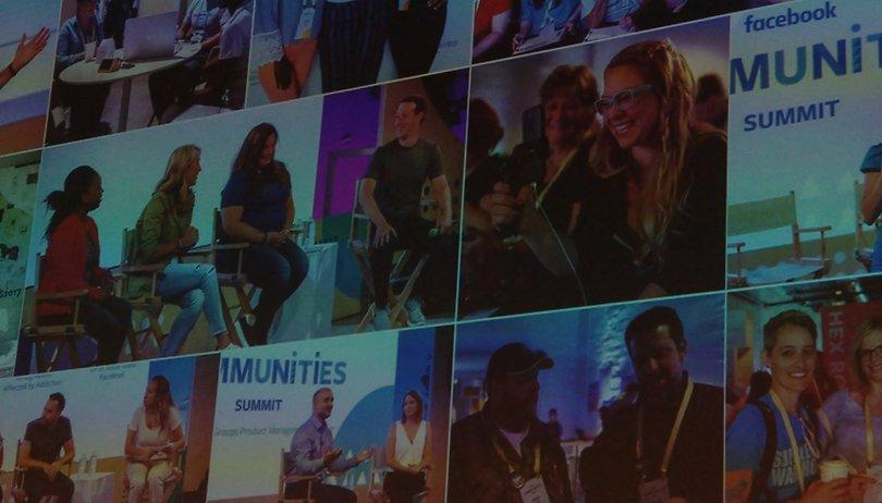 Facebook mira em comunidades e mostra tendência na área de tecnologia