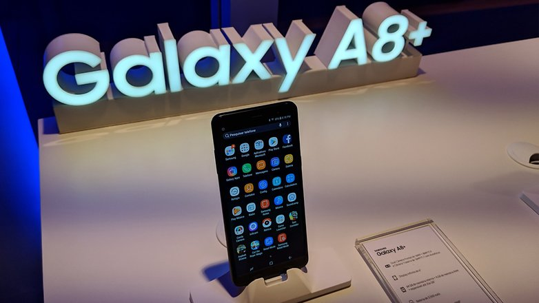 galaxy A8 6