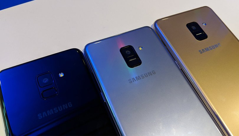 Hands On de los Galaxy A8 y A8+ (2018): cada vez más parecidos a un S