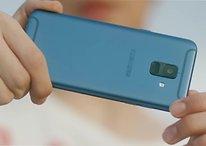 Samsung Galaxy A6 y A6+: cuerpo de aluminio y cámaras a lo S9