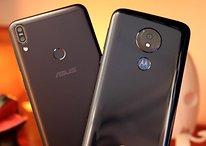 Zenfone Max Pro M1 vs. Moto G7 Power: batalha de baterias