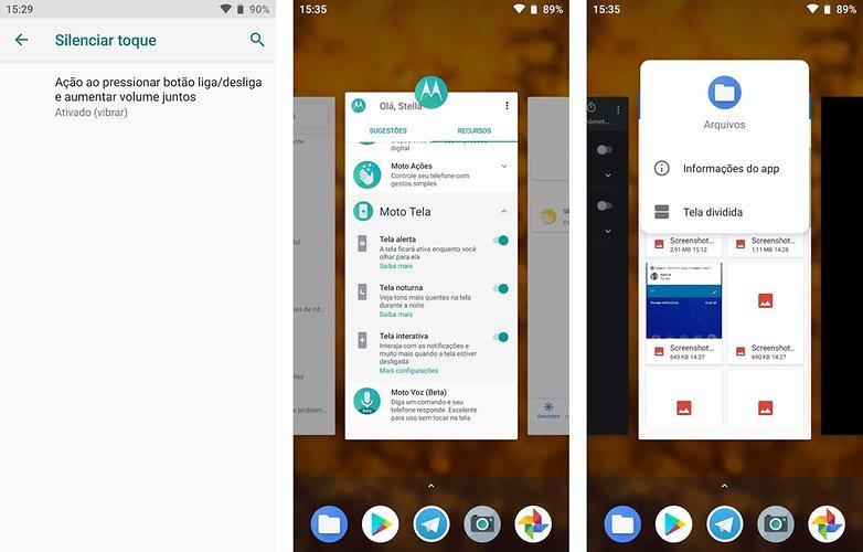 Oficial: Moto Z3 Play está recebendo Android Pie no Brasil | AndroidPIT
