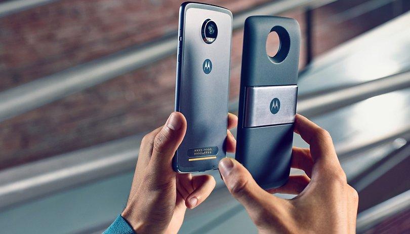 Exclusivo para o Brasil: Motorola lança snap para TV Digital