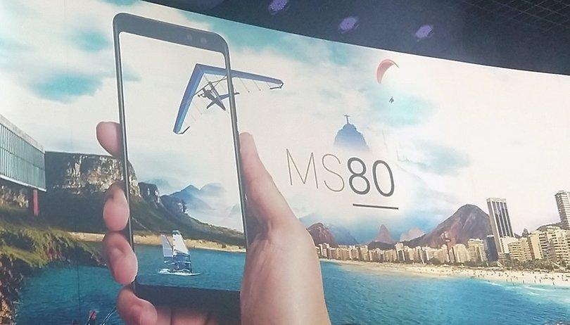 Multilaser lança o smartphone MS80: primeiras impressões do aparelho e de uma nova perspectiva