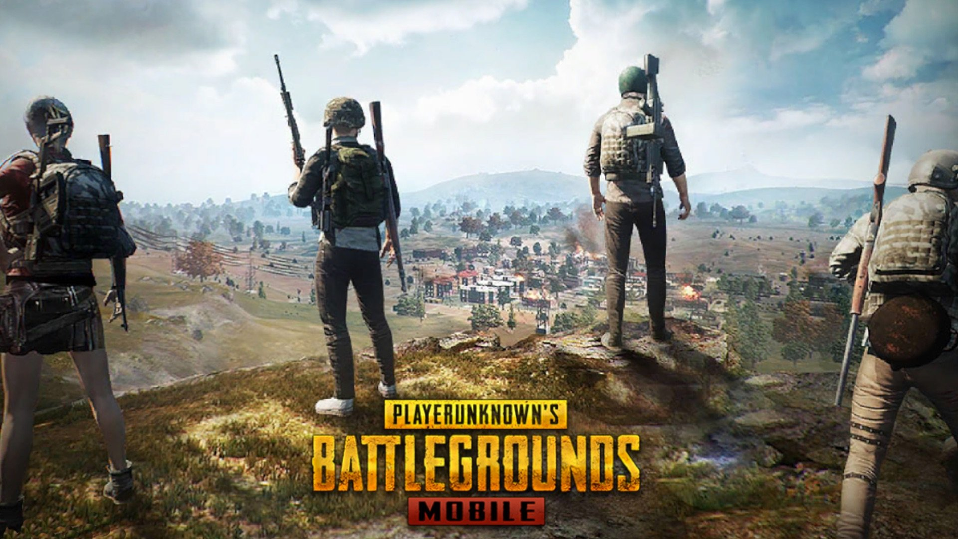 Pubg Wallpaper New Season: PUBG Is The Ultimate Battle Royale Game For Android