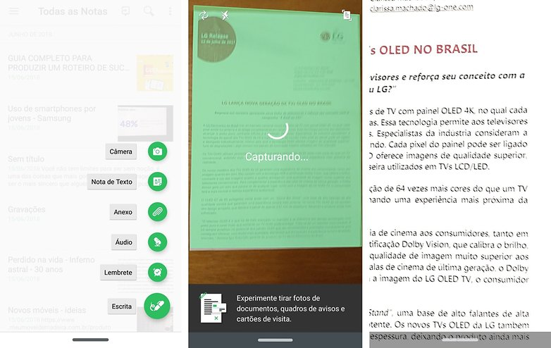 scan evernote