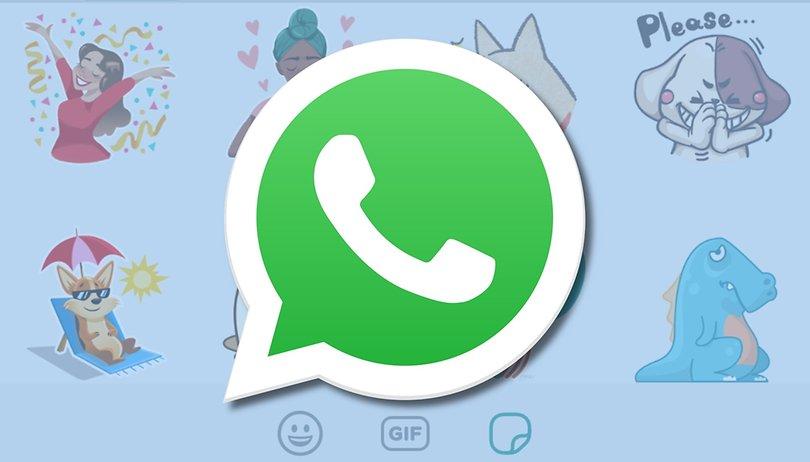 como fazer figurinha whatsapp android