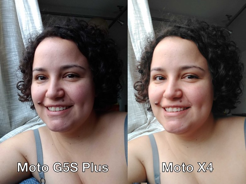x4 g5splus selfie