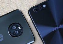 Moto X4 vs. Zenfone 4: quando intermediários querem ser tops