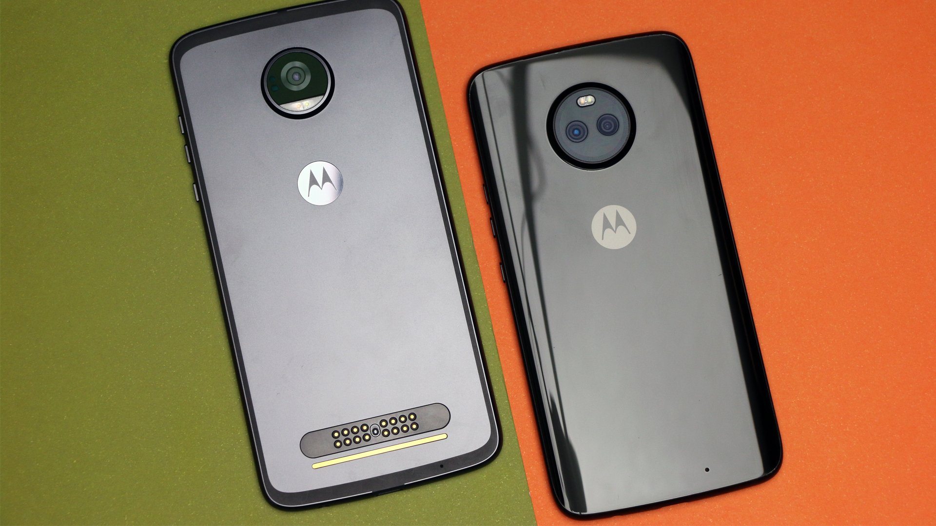 Motorola Moto X4 vs Moto Z2 Play | Comparativo do ...