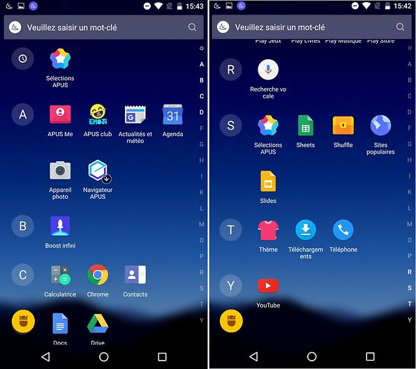 Comment installer facilement un launcher sur Android
