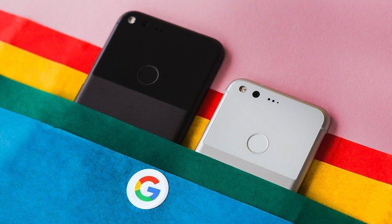Google Pixel 2 und Pixel 2 XL: Mit eSIM und unbegrenztem Cloud-Speicher