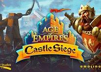 Age of Empires: Castle Siege arrive sur Android pour concurrencer Clash of Clans