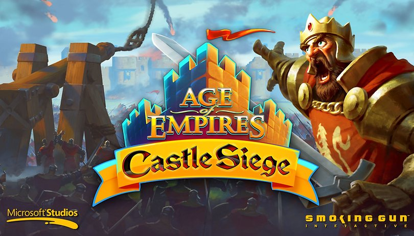 Age of Empires: Castle Siege arrive sur Android pour concurrencer Clash of Clans