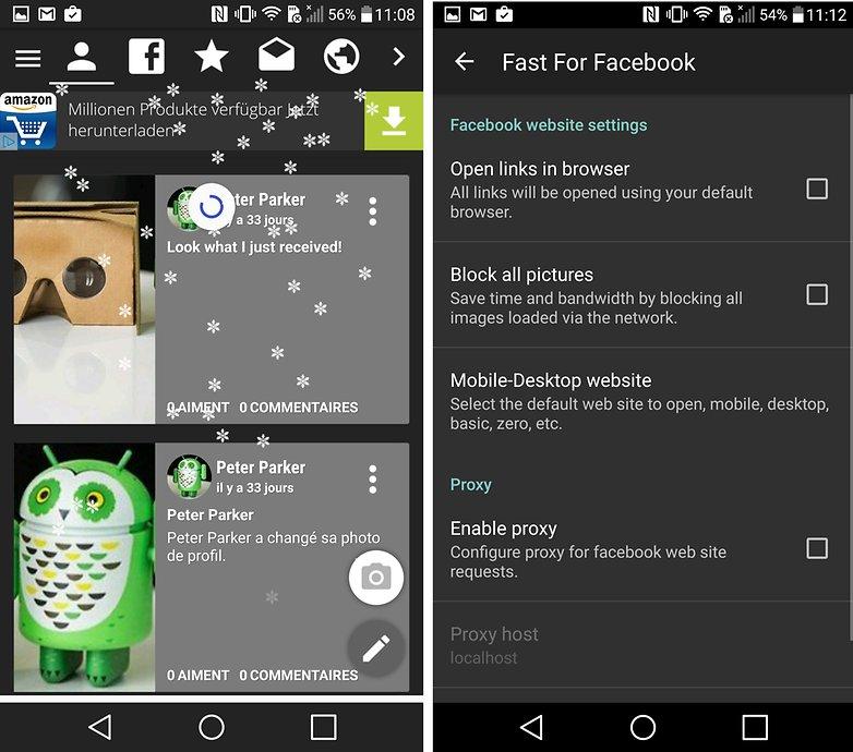FastForFacebook