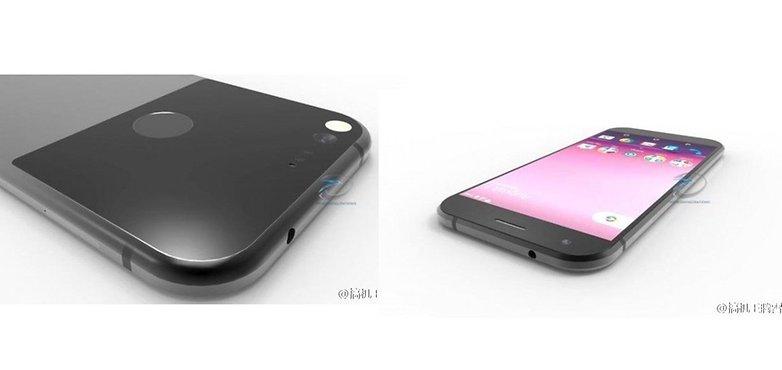 HTC Nexus Sailfish renders aug