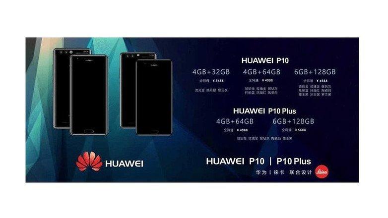 Huawei P10 P10 Plus pub2