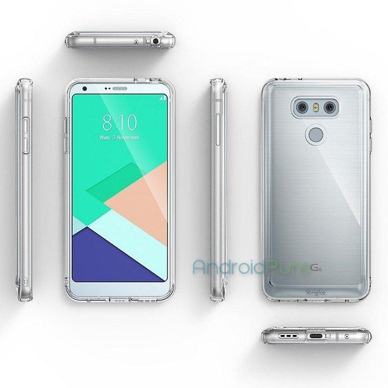 LG G6 pure