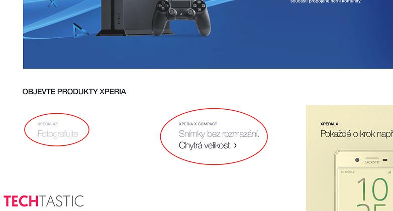Sony Xperia XZ e X Compact presentati a IFA 2016?