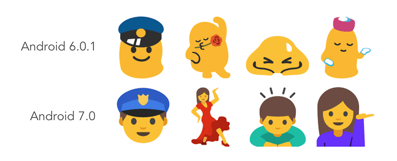 android human emojis emojipedia
