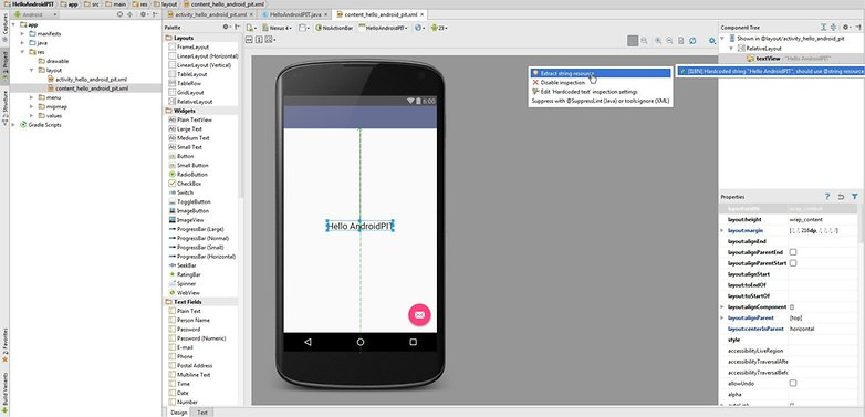 android studio 11