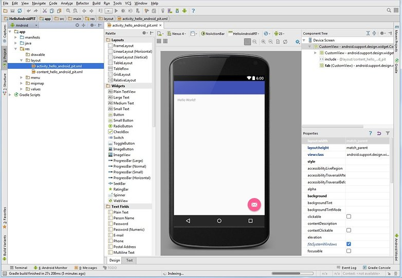 android studio 8