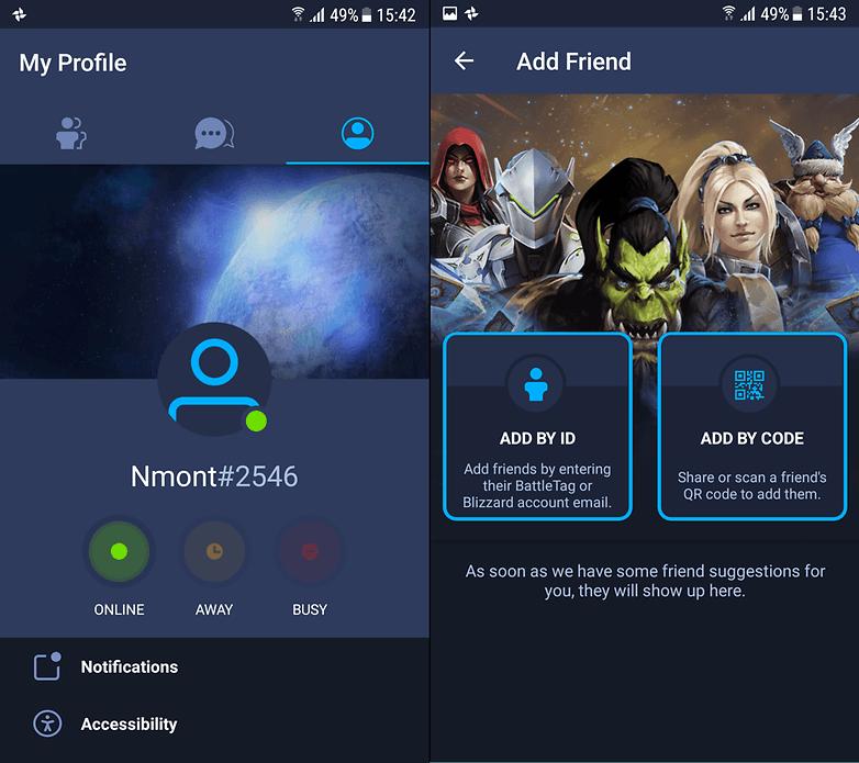 androidpit blizzard battlenet