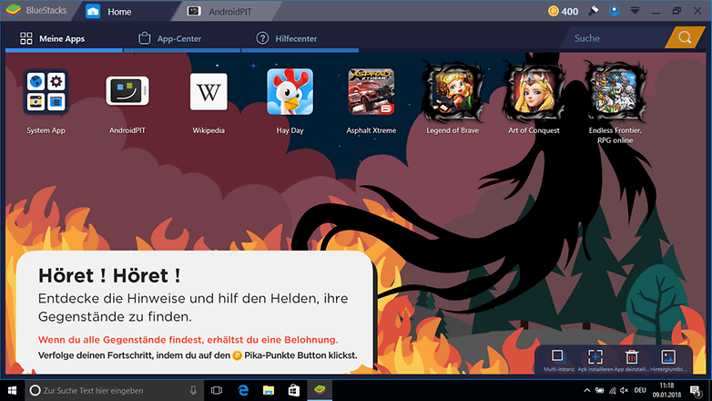 androidpit bluestacks