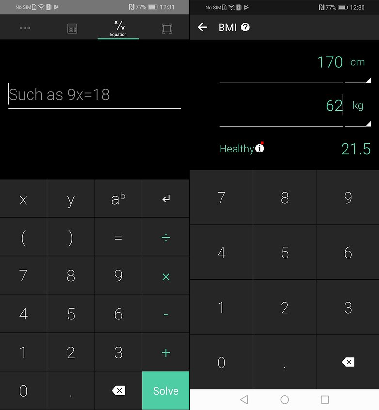 androidpit calculator