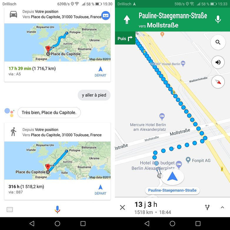 androidpit google assistant gps