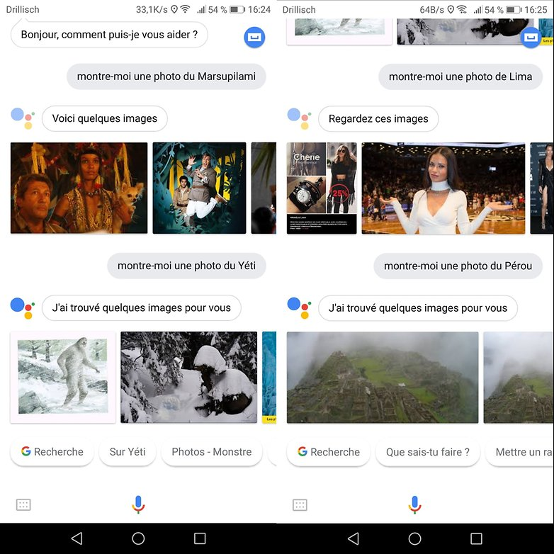 androidpit google assistant photos